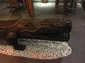 The Hungry Crocodile