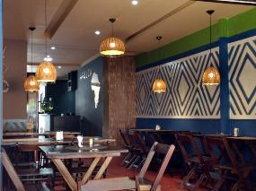 Simbaz - Culinária Afro e Bar