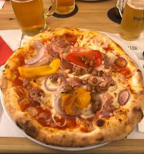 Pizzeria Trattoria Al Campanon