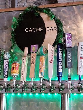 The Cache Bar
