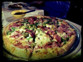 Pizza Ponte Furada