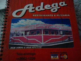Restaurante e Pizzaria Adega