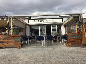 The Mar CRISTINA, Restaurante