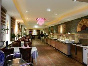 China Restaurant Kupferkanne