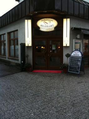 Fischrestaurant Helgoland