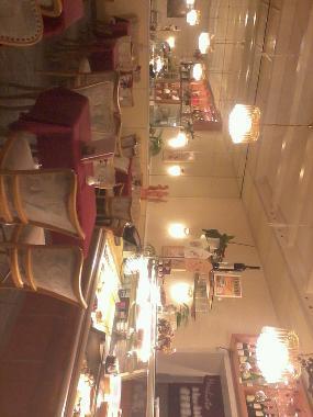 Cafe Kongress' genial, süss, sündig