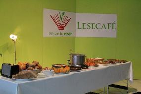 Lesecafé eat properly
