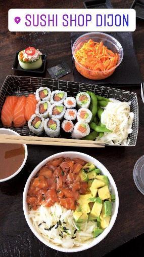 Sushi Shop Dijon