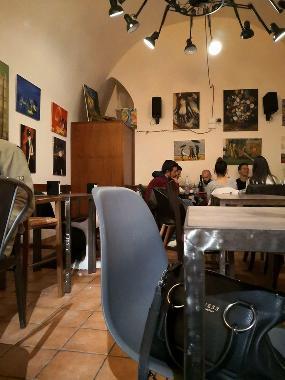 Punto G Restaurant Pizza