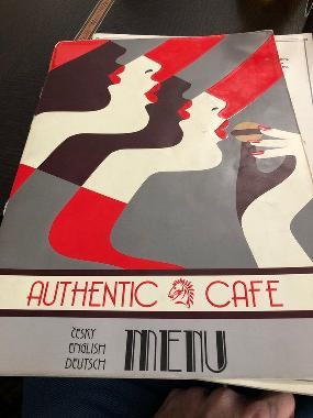 Authentic Cafe