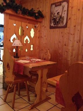 Restaurant Le Bonrieu