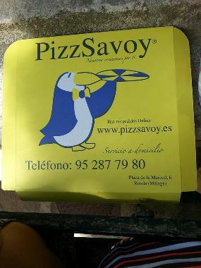 Pizzsavoy