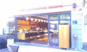 Bakery Cafe Brenner