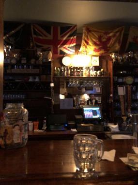 London Underground Pub