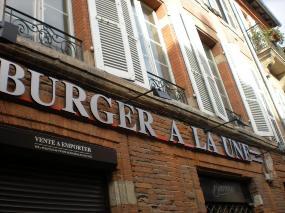 Burger à la Une