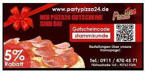 Pizza 24 Fürth