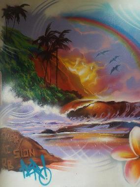 Aloha Aina Juice Cafe