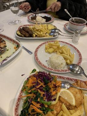 Restaurante O Ferrinho