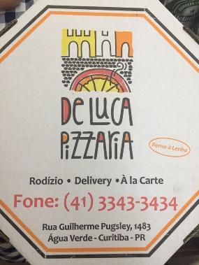 De Luca Pizzaria Gourmet