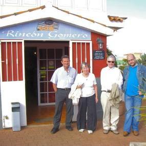Restaurante Rincón Gomero