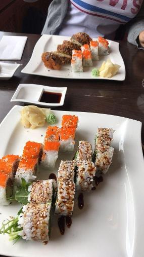 Eat Sushi & More