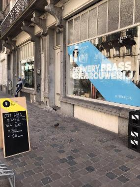 Brussels Beer Project // Dansaert Brewery