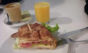 Cafetería Coronna