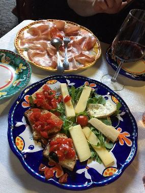 Trattoria- pizzeria-La Mela