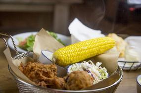 Five Oaks Farm Kitchen