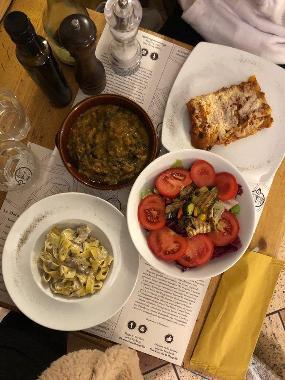 Bar Osteria Il Bargello -- Siena