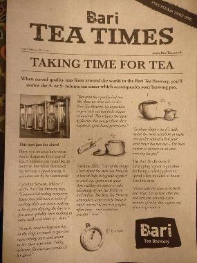 Bari Tea