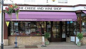 Cheese and Wine Shop