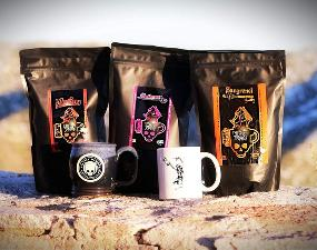 Filthy Pirate Coffee