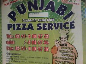Pizzeria Punjab
