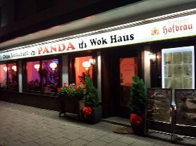 China Restaurant Panda Wok Haus
