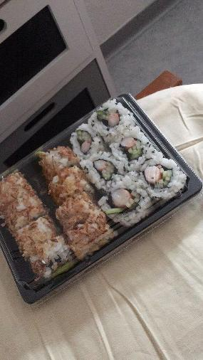 100 Sushis