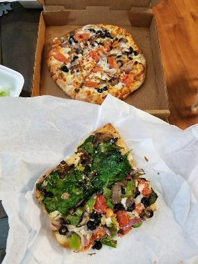 Buffalo's Pizza