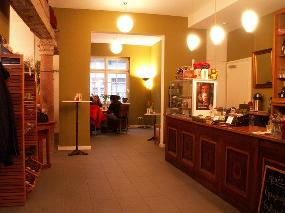 yilliy - Chocolaterie, Café und Galerie