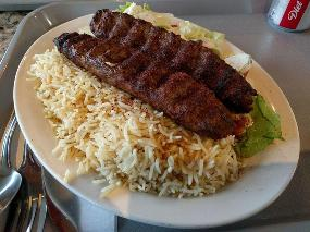 Helmand Kabab