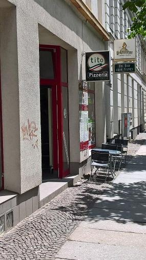 Tito Pizzeria- Leipzig - Vegan
