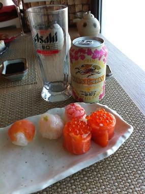 Irori Sushi at Home
