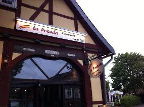 - La Posada - Spanisches Restaurant, Tapas Bar und Pension