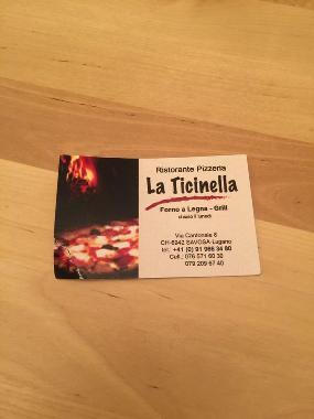 Ristorante La Ticinella