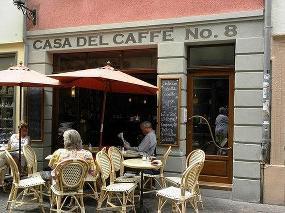 Gaststätte Casa del Caffè