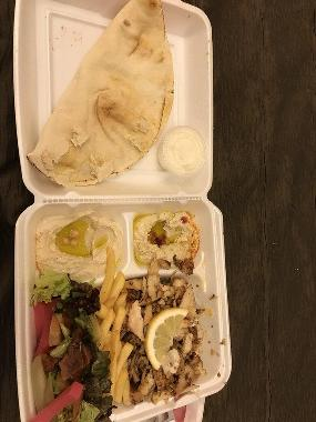 Beirut Snack