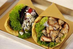 Greek Food Lab