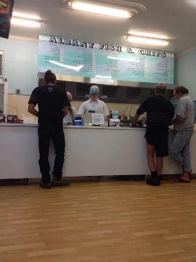 Albany Fish & Chips