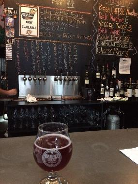 Barrel Chest Wine and Beer