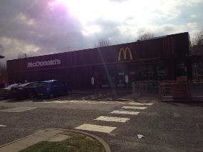 McDonald's Dudley - Castle Gate