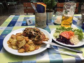 Blaue Traube Restaurant